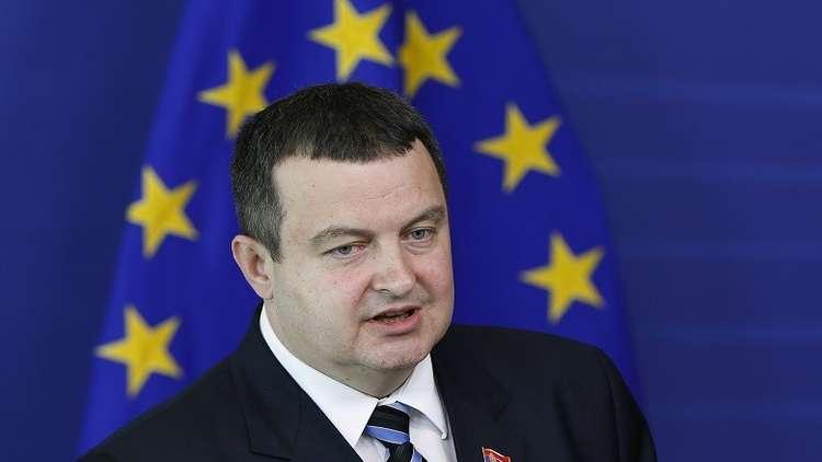 الخارجية الصربية تؤكد مطالبة لندن لها بطرد دبلوماسي روسي