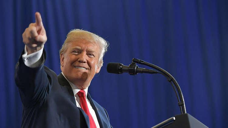 ترامب يهنئ السيسي بفوزه في الانتخابات