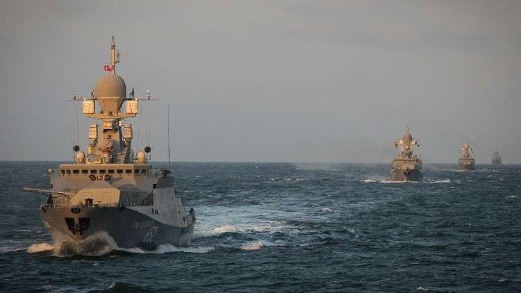 نقل أسطول قزوين الروسي إلى جمهورية داغستان