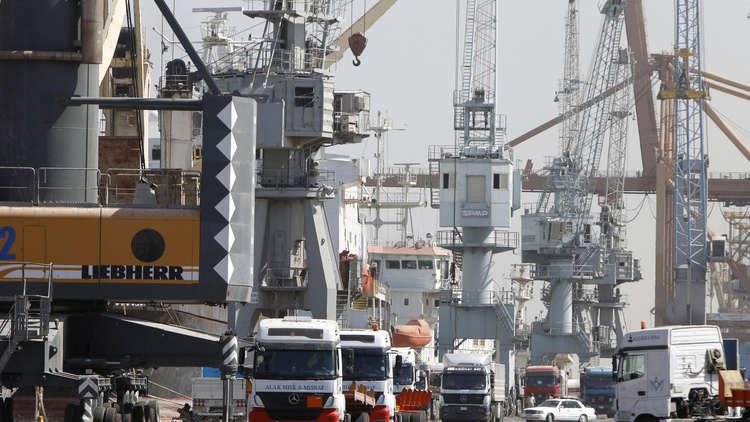 تفعيل خط ملاحي بحري بين السعودية والعراق