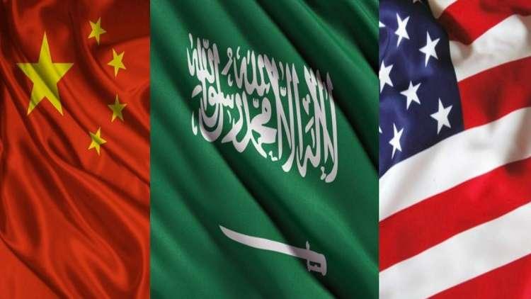 من سيدمر العربية السعودية – الولايات المتحدة أم الصين؟