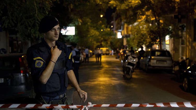 الشرطة اليونانية تعتقل مهاجم موظفي السفارة الإيرانية