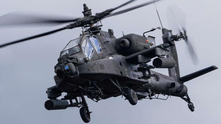واشنطن تزوّد مروحيات الجيش المصري بأنظمة رصد حديثة