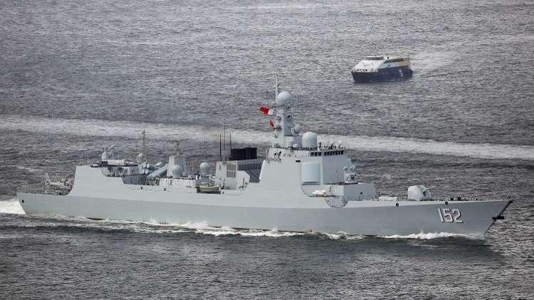 اليابان تطالب خفر السواحل الصيني بمغادرة