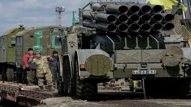 راجمات صواريخ روسية مضادة للمروحيات والدرونات