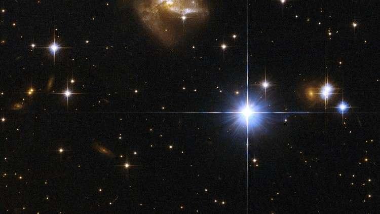 اكتشاف أبعد النجوم عن الأرض!