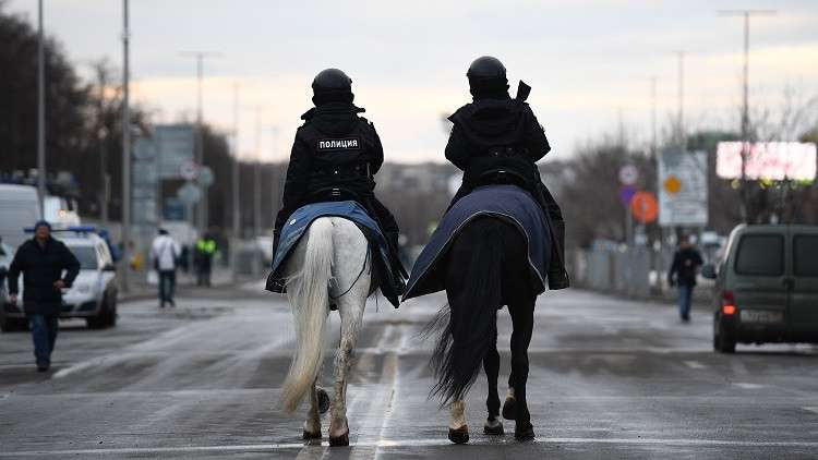 الشرطة السياحية تستعد لتأمين مونديال روسيا