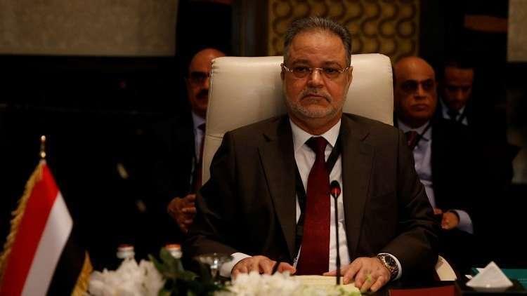 المخلافي يدعو إلى التفاوض لإنهاء الحرب في اليمن