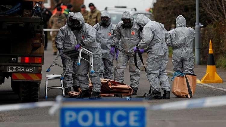 مختبر بورتون البريطاني لم يحدد أن روسيا أو غيرها مصدر المادة التي تم تسميم سكريبال بها