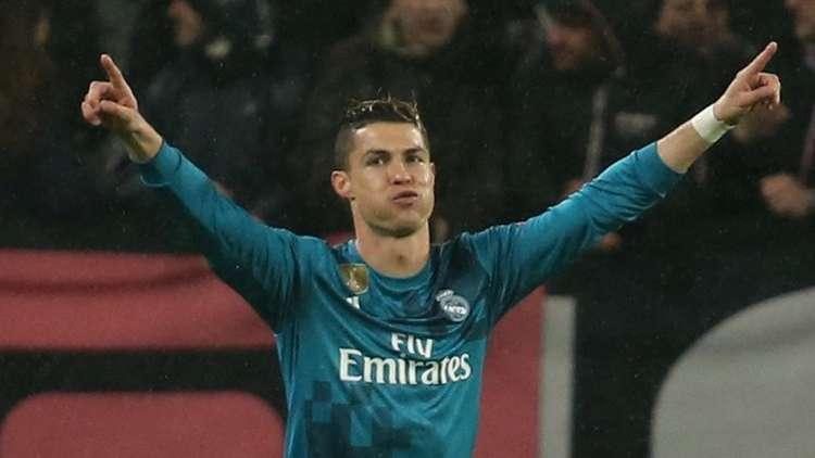 شاهد.. رونالدو يسجل هدفا قد يكون الأجمل في مسيرته