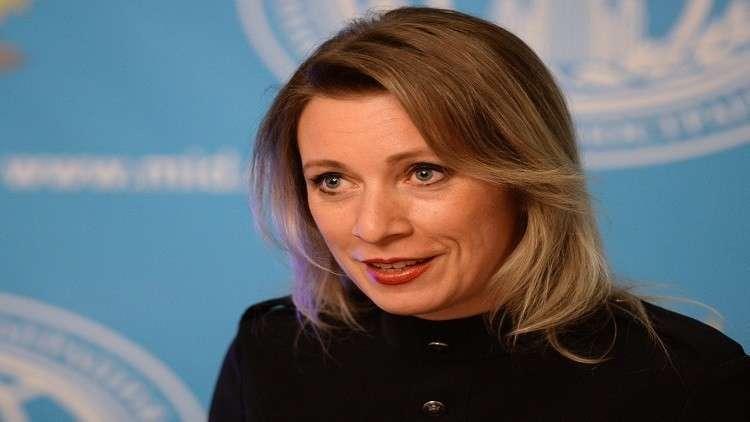 زاخاروفا: لن أندهش إذا قالوا إن تصريحاتهم كانت بفعل الهاكر الروسي