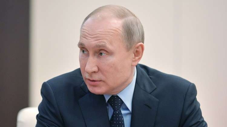بوتين: داعش لا يزال يحتفظ بقدراته التخريبية