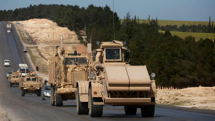 أمريكا تقطع طريق إيران بقوة السلاح في سوريا