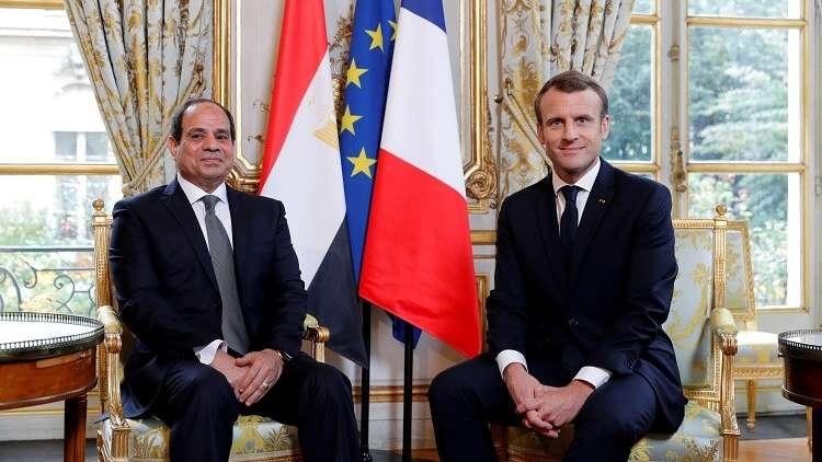 باريس تهنئ السيسي وتؤكد وقوفها مع مصر في محاربة الإرهاب