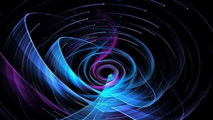 اكتشاف مصدر موجات الجاذبية الغامضة!