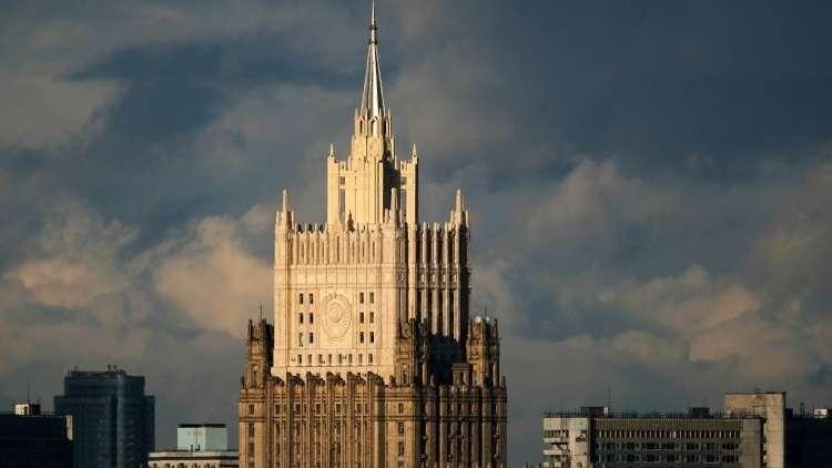 موسكو تطرد دبلوماسيين أوروبيين