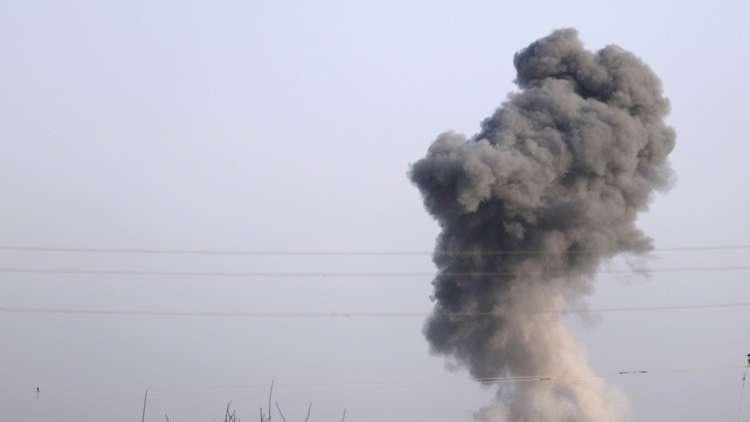 المدفعية التركية تقصف معبرا حدوديا بين العراق وسوريا