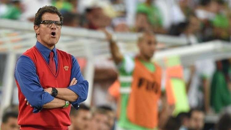 الإيطالي كابيللو: روسيا ستنجح في تخطي الدور الأول