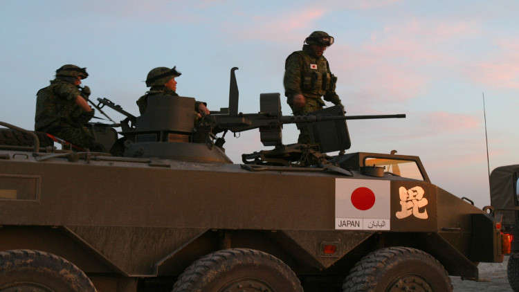سجلات أنشطة الجيش الياباني في العراق تعرض رئيس الوزراء للنقد