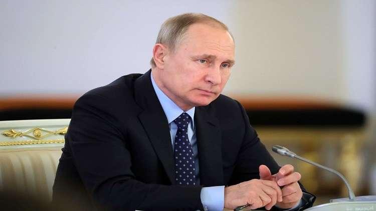 بوتين: المنافسة النزيهة والعادلة أساس تنمية الاقتصاد