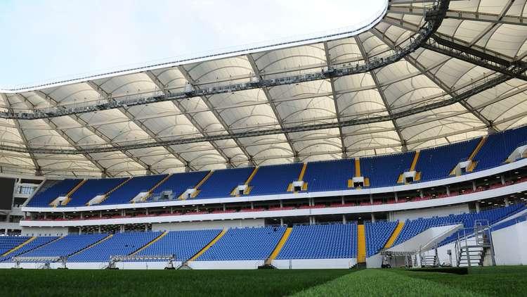 تحديد موعد إجراء أول مباراة تجريبية في ملعب روستوف