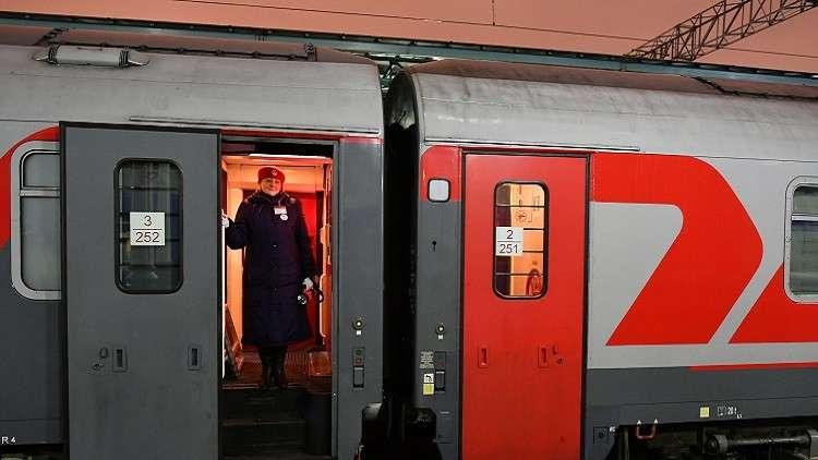 هيئة السكك الحديدية الروسية ترعى مونديال 2018