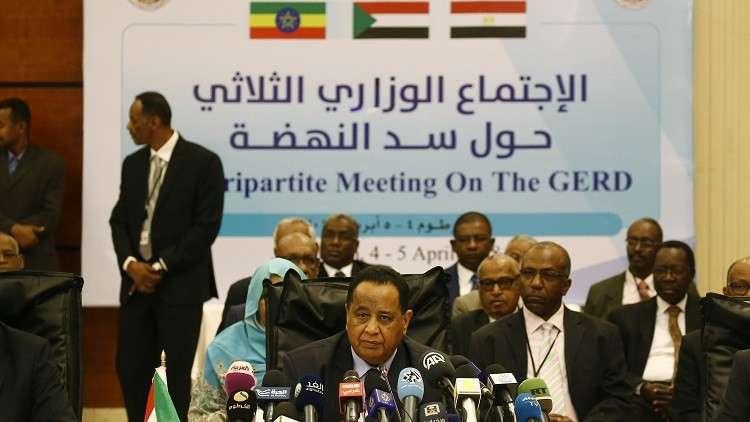 استئناف المفاوضات الثلاثية حول سد النهضة في الخرطوم