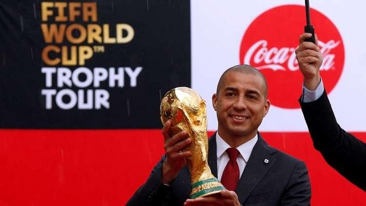 شاهد.. كأس العالم في بلد ميسي