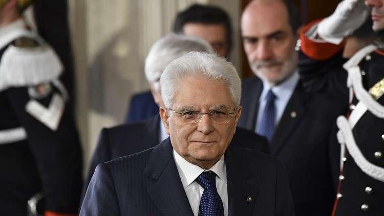 تشكيل الحكومة الإيطالية الجديدة في مأزق