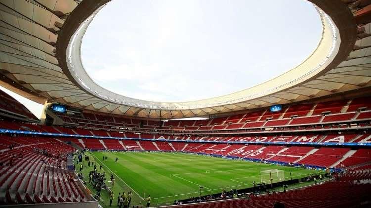 أتلتيكو مدريد يواجه سبورتينغ لشبونة .. التشكيلة الأساسية