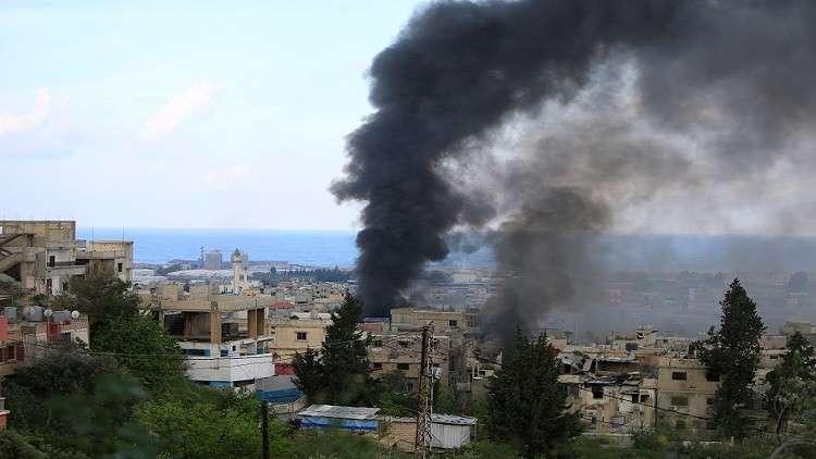 لبنان.. مقتل شخصين وإصابة آخرين في اشتباكات بمخيم عين الحلوة