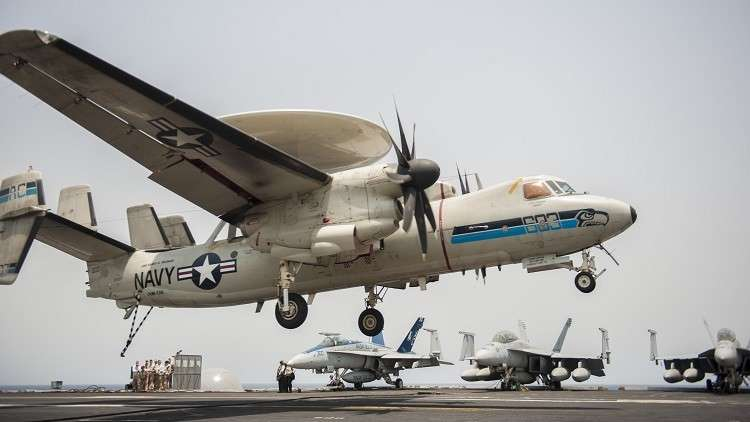 البحرية الأمريكية تلغي مناورات قرب سواحل جيبوتي