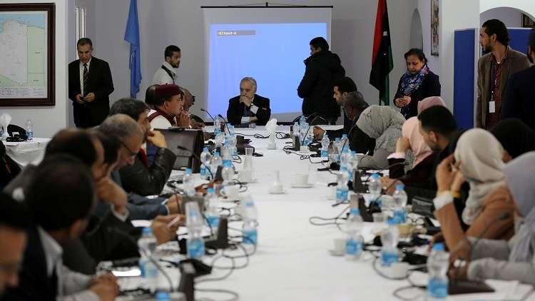 ليبيا.. انطلاق مشاورات عامة تحضيرا لمؤتمر الحوار الوطني