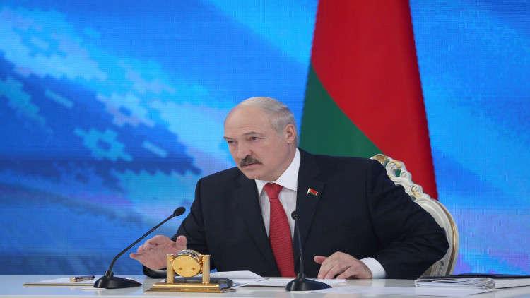 لوكاشينكو يؤكد استعداد بلاده لمساعدة سوريا في إعادة الإعمار