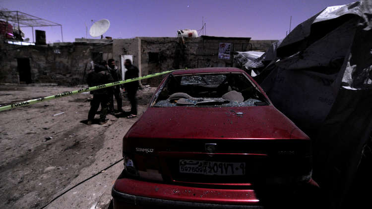 قتيل وجرحى جراء انفجار قرب جامع في شرق دمشق