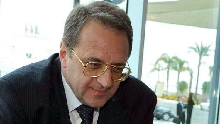 بوغدانوف يبحث التسوية في سوريا مع قياديين معارضين بينهم نشطاء أكراد