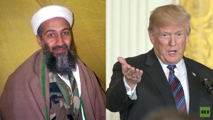 ترامب ليس عميلا لبوتين.. بل عميل لبن لادن