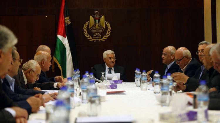 الرئاسة الفلسطينية تدين بشدة