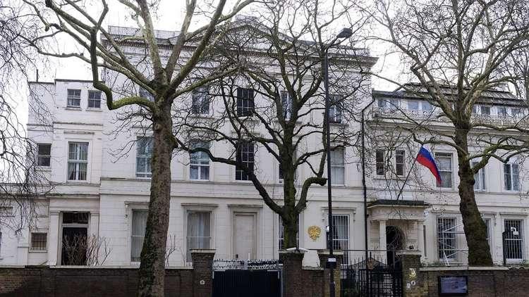 السفارة الروسية بلندن تطلب لقاء جونسون لمناقشة قضية سكريبال