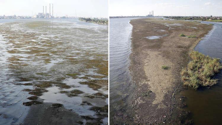 العالم المصري فاروق الباز يوضح تأثيرات سد النهضة على حصة مصر من مياه النيل