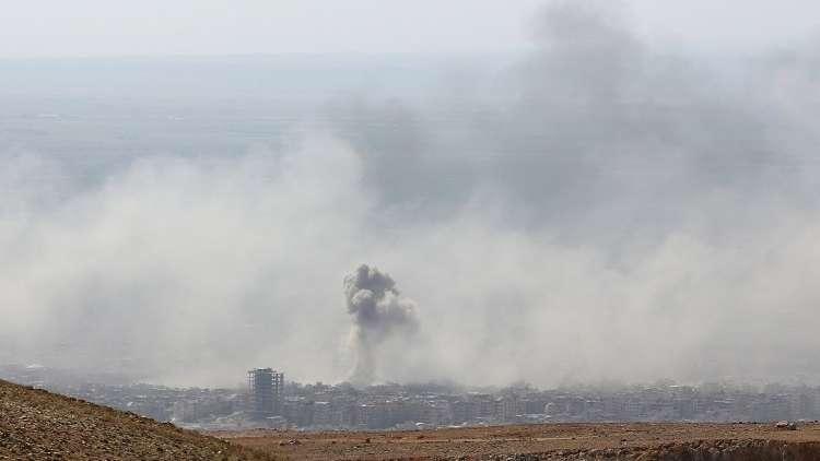 واشنطن تدعو موسكو للمساعدة في منع هجمات كيميائية جديدة في سوريا