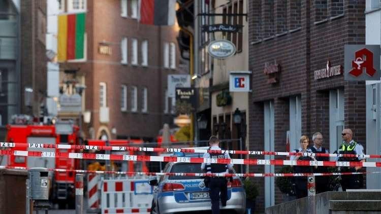 منفذ حادث الدهس في مونستر لا علاقة له بالإرهاب