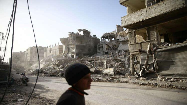 دمشق تتوصل إلى اتفاق نهائي مع