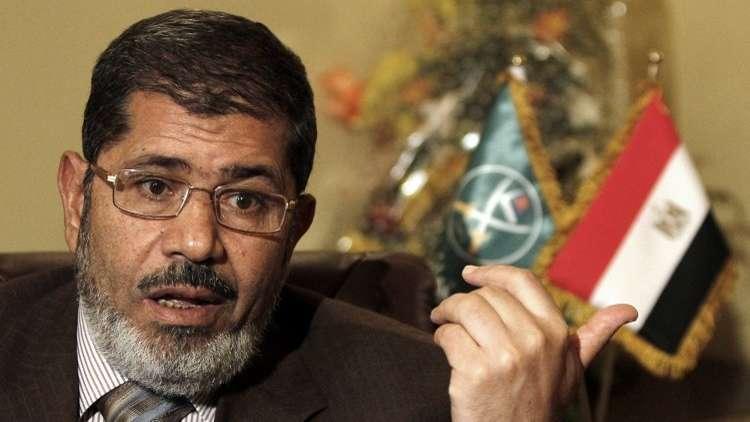 مصر.. القضاء ينصف الرئيس السابق محمد مرسي