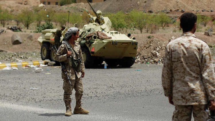 سقوط 25 بين قتيل وجريح جراء هجوم للجيش اليمني على مواقع الحوثيين شمال غربي اليمن