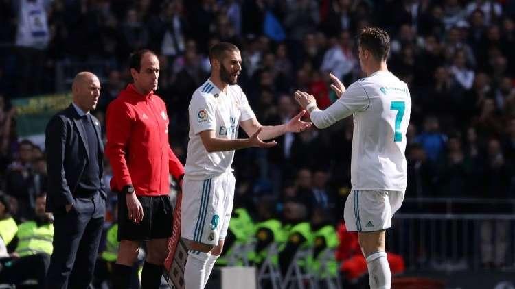 ريال مدريد يتعثر على أرضه أمام جاره أتلتيكو .. فيديو