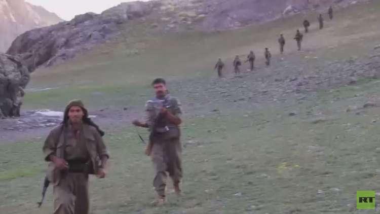 توغل للقوات التركية في كردستان العراق