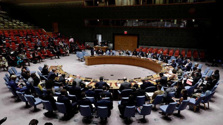 توقعات بعقد مجلس الأمن اجتماعا طارئا حول الهجوم الكيميائي في دوما الاثنين