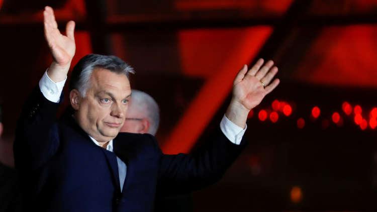 الائتلاف الحاكم يتصدر الانتخابات التشريعية الهنغارية