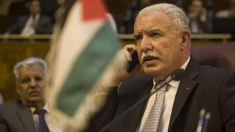 فلسطين ترحب بقرار الجنائية الدولية إجراء